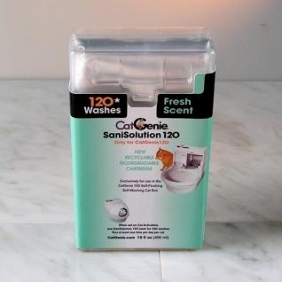 CatGenie Картридж с чистящим средством Fresh Scent к автоматическому туалету CatGenie