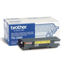 Картридж TN-3280 для Brother HL-5340, HL-5350, HL-5370, HL-5380, MFC-8880DN, DCP-8085DN (черный, 8000 стр.) 1079-01