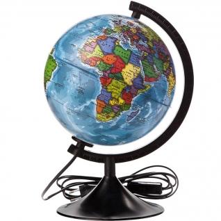 """Политический глобус """"Классик"""" (свет), 21 см Globen"""