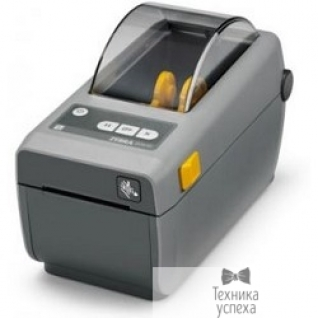 "Zebra Technologies Zebra ZD410 ZD41022-D0EM00EZ 2"", 203dpi, USB, USB Host, BTLE"
