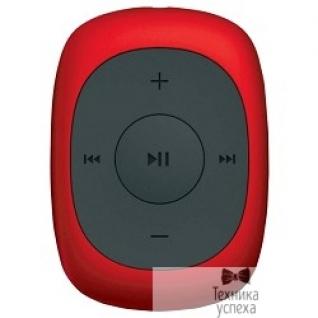 Digma 367230 Плеер Flash Digma C2L 4Gb красный/FM/clip