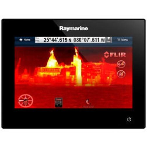 Эхолот-картплоттер Raymarine gS95 6 o'clock viewing (E70183) 36971656