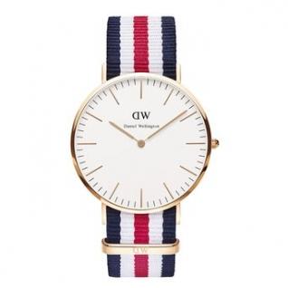 Часы Daniel Wellington Сanterbury (золотой корпус)