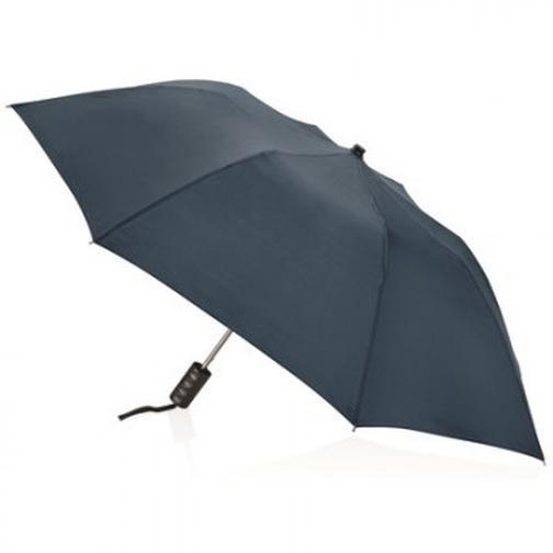 Зонт складной Андрия, синий 906152 37866239 2
