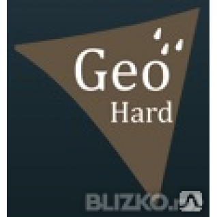 Геотекстиль Brane Hard, армирующий ландшафтный материал