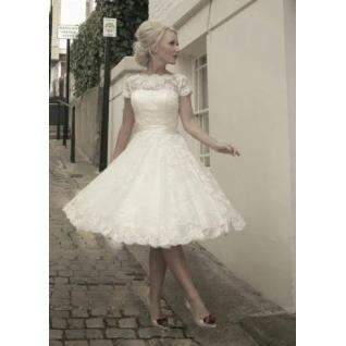 Платье свадебное  Короткие свадебные платья⇨Паула К