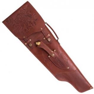 Шампурница подарочная «Чехол ружья-Медведь»