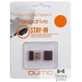 Qumo USB 2.0 QUMO 32GB NANO QM32GUD-NANO-W White