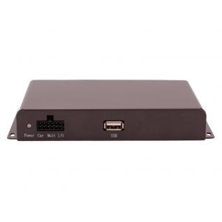 Автомобильный цифровой HD ТВ-тюнер DVB-T2 компактного размера AVIS ...