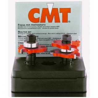 Комплект фрез для соединения шип-паз CMT 900.126.11