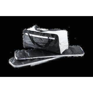 Комплект мягких накладок на сиденья с сумкой (80 см)
