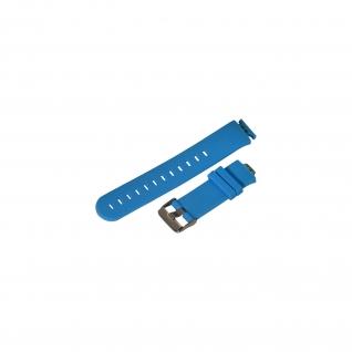 Умные часы и браслеты Wochi Ремешок для ZOOMIX (Blue)