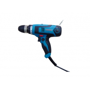 Дрель-шуруповерт (400 W, 220 V, max ф 10 мм, 0-1500 об/м, шнур 4м) Forsage electro
