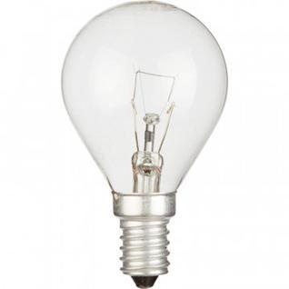 Электрическая лампа СТАРТ шарик/прозрачная 40W E14