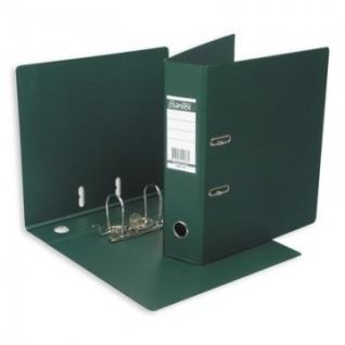 Папка-регистратор BANTEX Strong Line 1450-04, 70мм, т.-зеленый