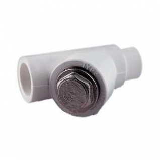 Фильтр косой полипропиленовый D25 внутренний внутренний PRO AQUA 62061