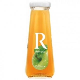 Сок Rich яблоко стекл. бут. 0,2л 12 шт/уп