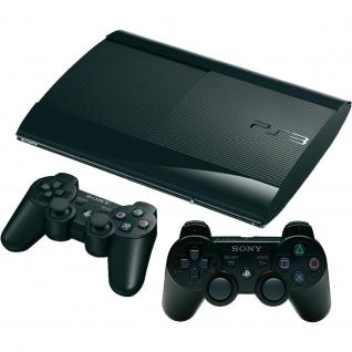 Игровая приставка Sony Playstation 3 Super Slim (Б/У) (+Бонус)