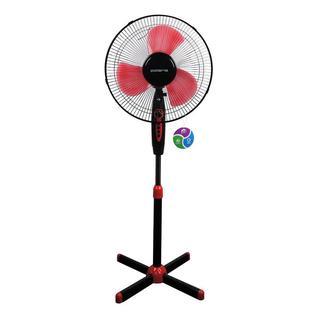 Вентилятор напольный Polaris PSF 40V,Управ.мех,35 Вт,Диам.- 40 см,цв.красн.