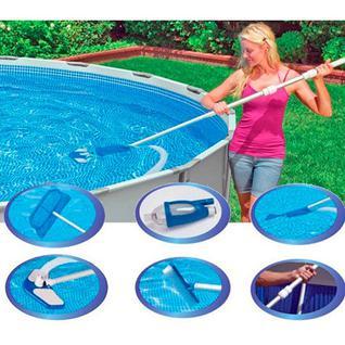 Набор для чистки бассейнов 28003 Intex Deluxe Pool Maintenance Kit 58959