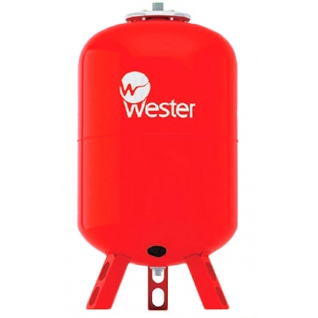 Мембранный бак для отопления Wester WRV 300 (top)