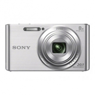 Фотоаппарат Sony DSC-W830/S silver