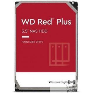 "Western digital 6TB WD NAS Red Plus (WD60EFZX) Serial ATA III, 5640- rpm, 256Mb, 3.5"""