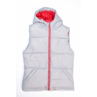 Ketch безрукавка утепленная с капюшоном Downlook Girl's Vest 120281