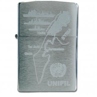 Zippo Зажигалка Zippo UNIFIL