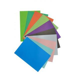 Картон цветной 10л,20цв,А4,двустор,№17,11-410-38