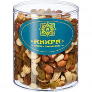 Коктейль Амира орехи и изюм, 330г
