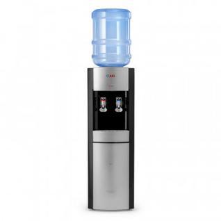 Кулер для воды AEL LD-AEL-28 black/silver напольный электронное охлажд
