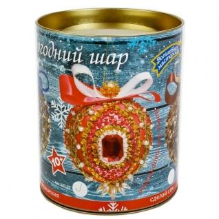 "Шар Новогодний Из Пайеток ""Кардинал Ришелье"""