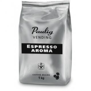 Кофе Paulig Vending Espresso Aroma в зернах 1 кг.