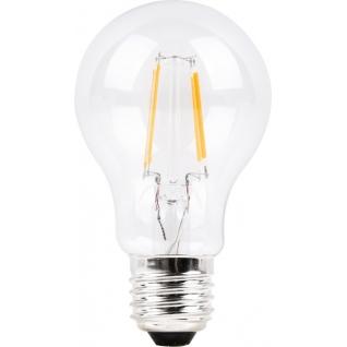 Филаментная лампа Sparkled Filament A60 E27 4W 200-240V 6500K