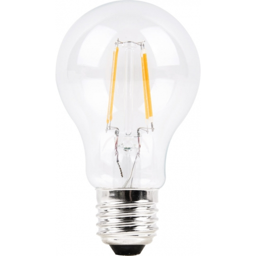 Филаментная лампа Sparkled Filament A60 E27 4W 200-240V 6500K 7186051