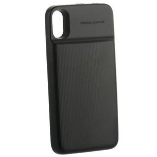 "Аккумулятор-чехол внешний Baseus 1+1 Wireless Charge Backpack 5000 mAh (ACAPIPHX-ABJO1) для iPhone XS/ X (5.8"") Черный"