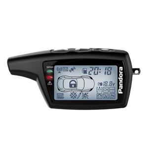Брелок Pandora LCD DXL 079 black DX 50 S