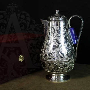 Кувшин из  серебра «Принц Персии»