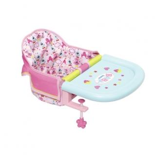 Аксессуары для куклы Zapf Creation Zapf Creation Baby born 825-235 Бэби Борн Подвесной стульчик для кормления