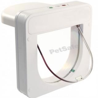 PetSafe Программируемая микрочиповая дверца для кошек, белая