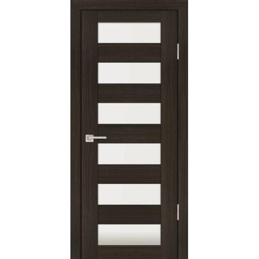Дверное полотно Profilo Porte PS-35 Цвет Дуб перламутровый, Мокко, Белый сатинат 6647528 2