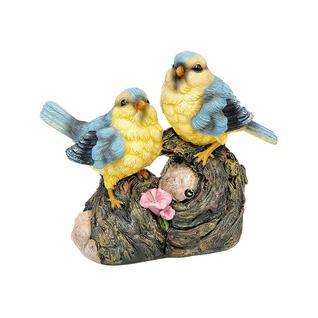 Фигурка садовая пара птичек Verdemax