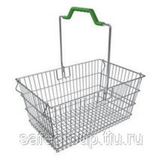 Корзина покупательская Shols 0350-22 (металл)