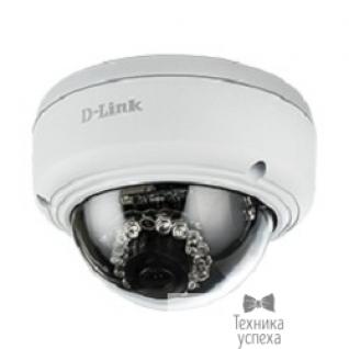 D-Link D-Link DCS-4603/UPA/A1A 3 Мп купольная сетевая камера, день/ночь, c ИК-подсветкой до 10 м, PoE и WDR