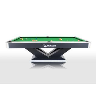 Dynamic Billard Бильярдный стол для пула Dynamic Billard «Victory II Plus» 8 ф (черный) 55.300.08.5