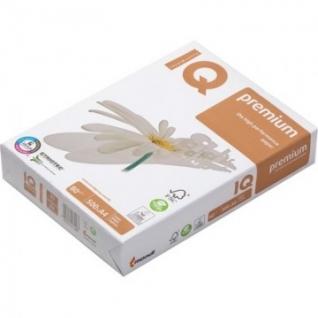 Бумага для ОфТех IQ Premium (А4,80г,170%CIE) пачка 500л.