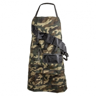 Фартук-гриль Grillschuerze tactical camouflage