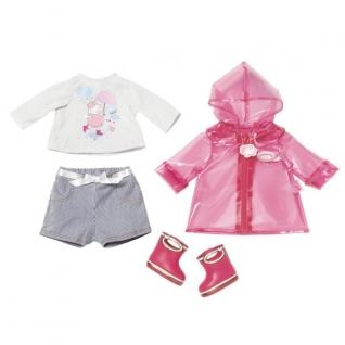 Аксессуары для куклы Zapf Creation Zapf Creation Baby Annabell 700-808 Бэби Аннабель Одежда для дождливой погоды