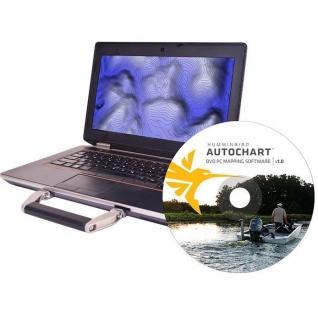 Программа создания карт AutoChart